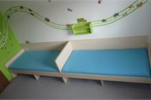 Dětské pokoje-dokončení postelí