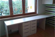 Dětské pokoje - psací stůl pro školáky