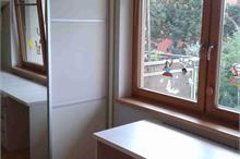 Dětské pokoje - detail s oknem
