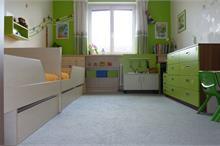 Dětský pokoj limetka-pohled zespodu