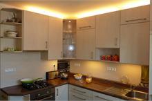 Klasická kuchyň - rohová