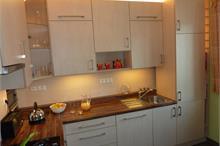 Klasická kuchyň - vinotéka