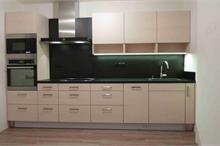 Kuchyň jasan - čelní pohled