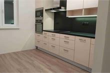 Kuchyň jasan - boční pohled