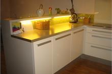 Kuchyň - detail osvětlení
