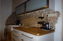 Kuchyň - masiv dub