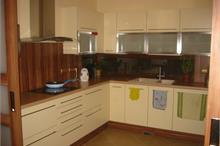 Kuchyň - vanilka a merano