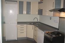 Kuchyň s nevestavnou lednicí