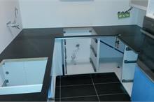 Montáž pracovní desky na IKEA kuchyň - před