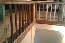 Zábradlí schodiště