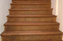 Nátěr schodiště
