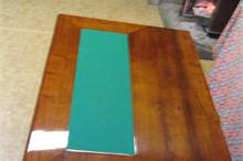 Psací stůl - pracovní deska