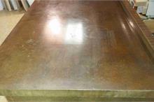Restaurování bifé - deska před