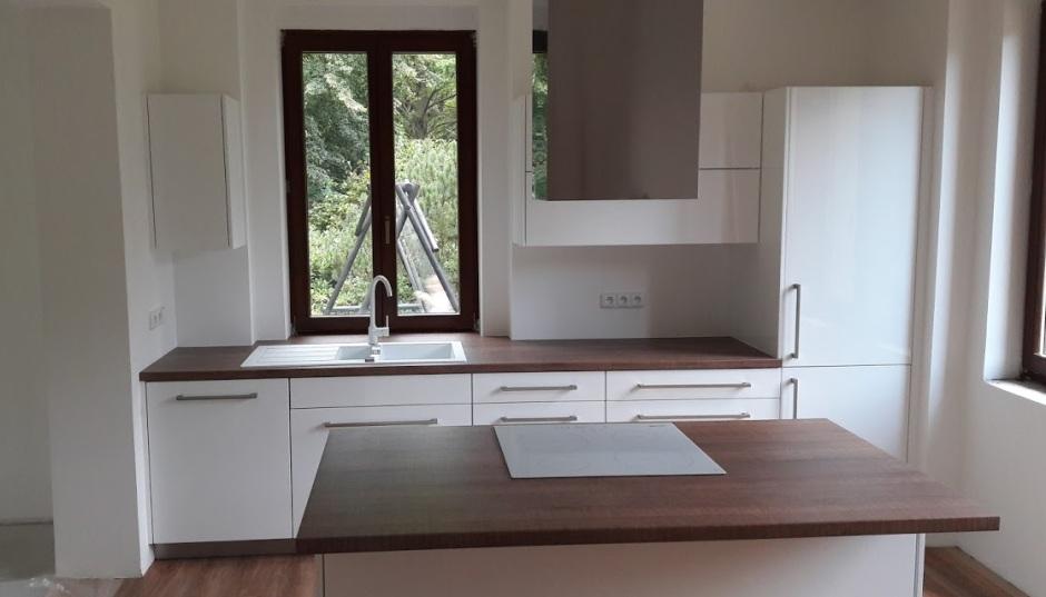 Montáž IKEA kuchyně s úpravami