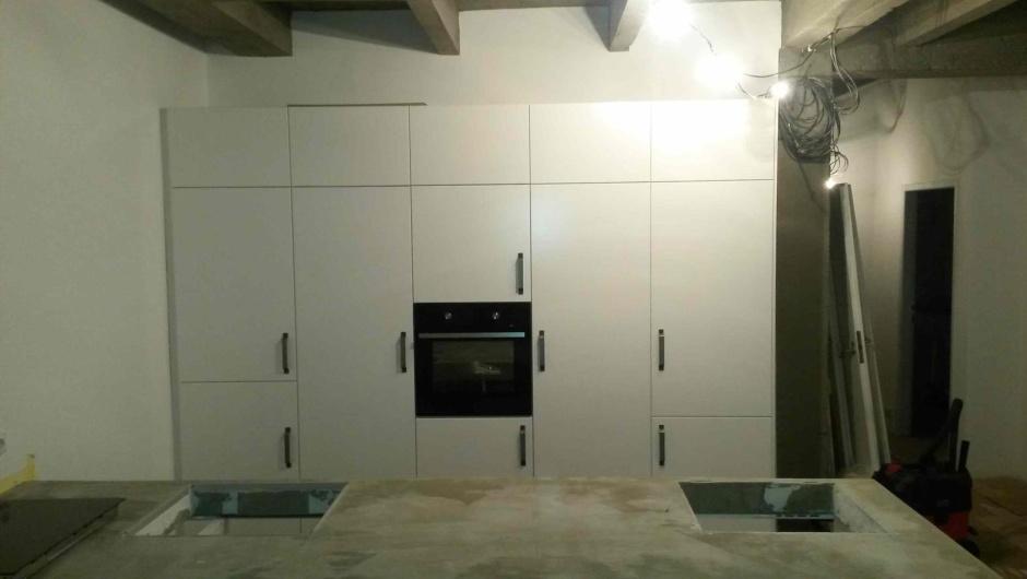 Montáž IKEA kuchyně