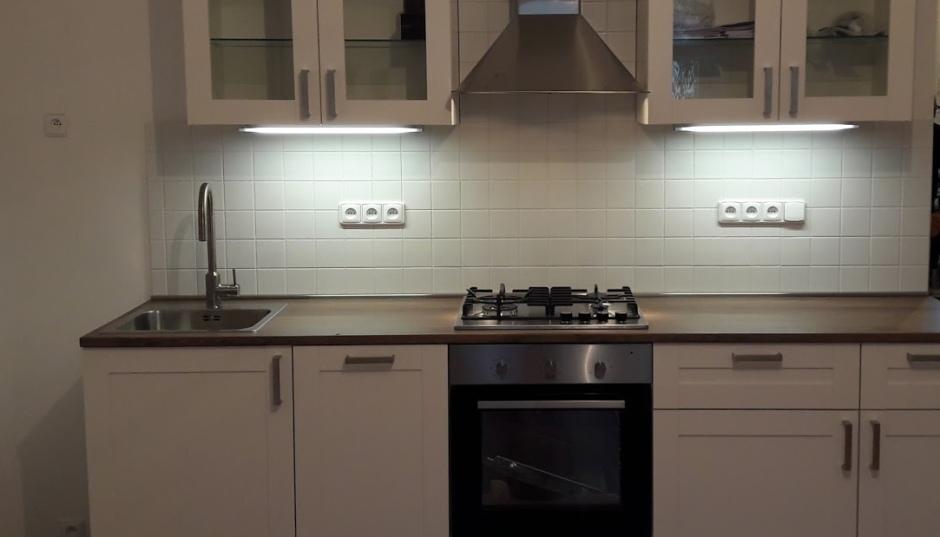 Montáž IKEA kuchyně - bílá klasika
