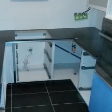 Montáž pracovní desky na IKEA kuchyň